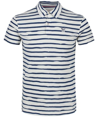 Men's Aigle Renn Polo Shirt - Jasmin Print