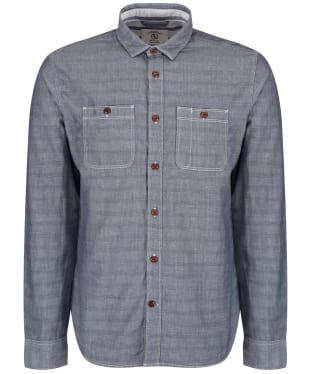 Men's Aigle Riverbed Shirt - Chambray