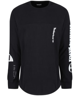 Men's Timberland Long Sleeved Oversized Tee
