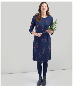 Women's Joules Beth Dress - Navy Floral