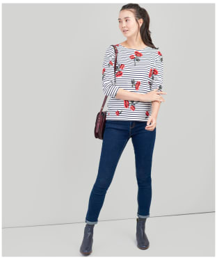 Women's Joules Harbour Printed Top
