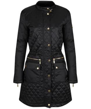 Women's Barbour International Port Gower Quilted Jacket