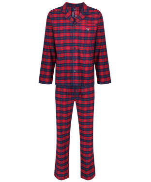 Men's GANT Brushed Flannel Pyjama Gift Box