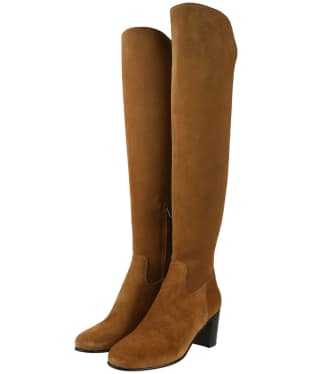 Women's Fairfax & Favor Amira Heeled Boots - Tan