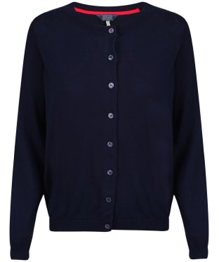 Women's Joules Skye Cardigan - French Navy
