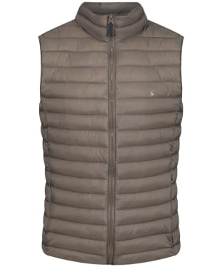 Men's Joules Go To Lightweight Gilet - Brown