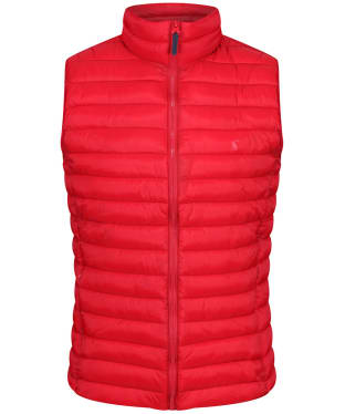 Men's Joules Go To Lightweight Gilet - Red