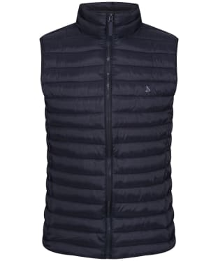 Men's Joules Go To Lightweight Gilet - Marine Navy