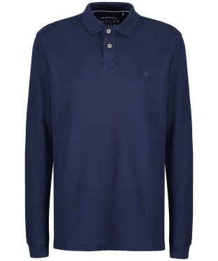 Men's Joules Woodwell Long Sleeved Polo Shirt