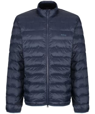 Men's Barbour Penton Quilted Jacket - Navy