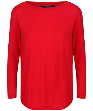 Women's Joules Kerry Jumper - Red