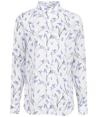 Women's GANT Snowdrop Shirt - Eggshell