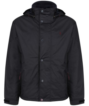 Men's Jack Murphy Mark Waterproof Jacket - Pitch Black
