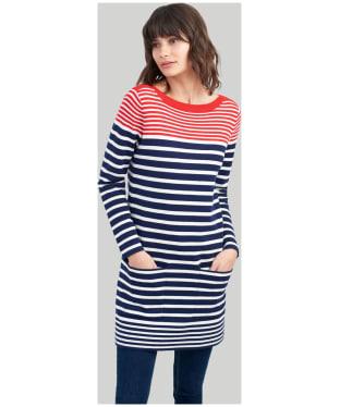 Women's Joules Freida Knitted Tunic Top