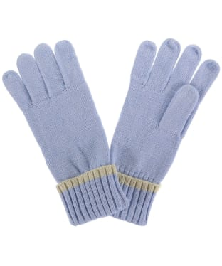 Women's Joules Anya Gloves - Blue