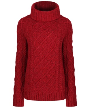 Women's Seasalt Tutwork Jumper - Dahlia