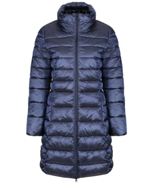 Women's Barbour Ervine Quilted Jacket - Royal Navy