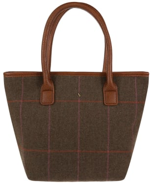 Women's Joules Carey Tweed Grab Bag - Hardy Tweed