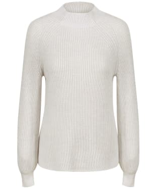Women's GANT Ribbed Mockneck Sweater