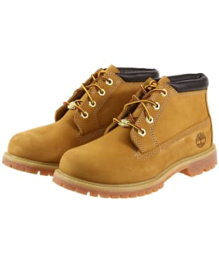 Women's Timberland Earthkeepers Nellie Waterproof Chukka Boots - Yellow