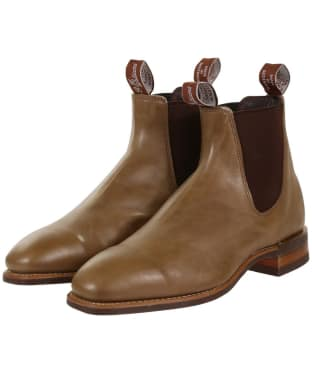 Men's R.M. Williams Comfort Craftsman Boots - G Fit - Nutmeg