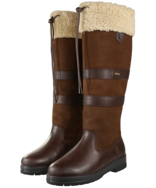 Women's Dubarry Kilternan Country Winter Boots - Walnut