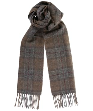 Barbour Tartan Lambswool Scarf - Winter Dress