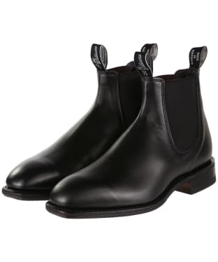 R.M. Williams Dynamic Flex Craftsman Boots - Yearling leather, dynamic flex sole - G (Regular) Fit - Black
