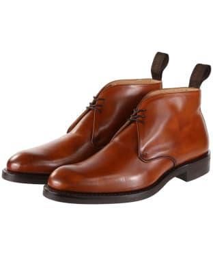 Men's Cheaney Jackie III Chukka Boot - Dark Leaf