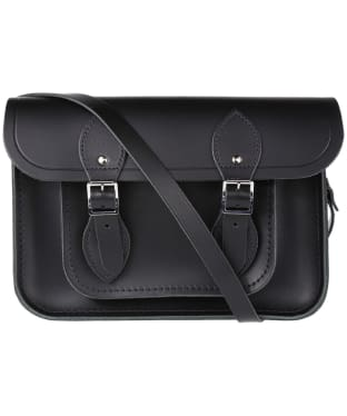 Women's The Cambridge Satchel Company 11 Inch Leather Satchel - Black