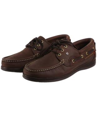 Men's Dubarry Commodore ExtraLight® Deck Shoes - Old Rum