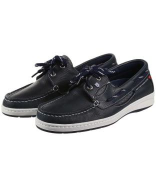 Women's Dubarry Crete Moccasins - Navy