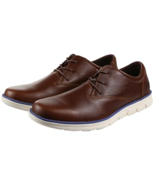 Men's Timberland Bradstreet Oxford Shoes - Glazed Ginger