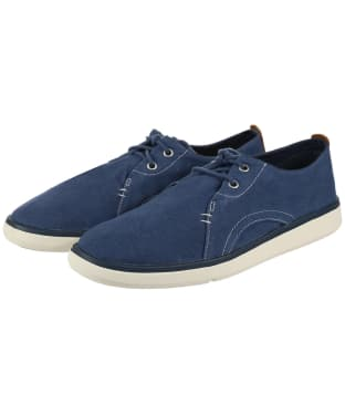 Men's Timberland Gateway Pier Oxford Trainers - Midnight Navy
