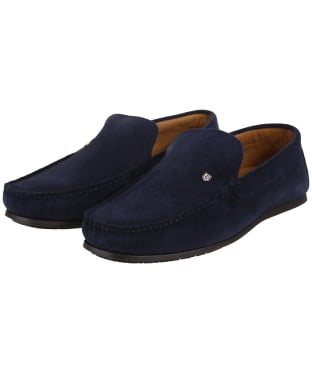 Men's Dubarry Azores Loafers - French Navy