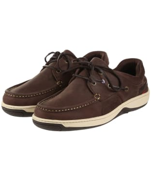 Men's Dubarry Navigator Deck Shoes - Old Rum