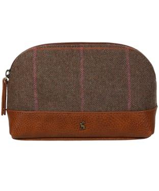 Women's Joules Short Haul Tweed Bag - Hardy Tweed