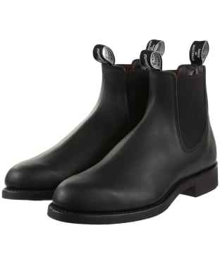 R.M. Williams Gardener Boots - G (Regular) Fit - Black