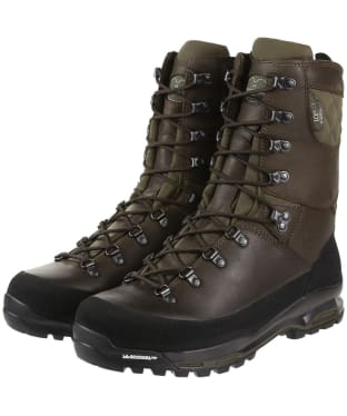 Men's Le Chameau Chameau-Lite LCX Shooting Boots - Marron
