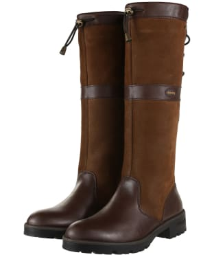 Women's Dubarry Glanmire Boots - Walnut