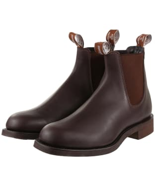 Men's RM Williams Gardener Boots - H fit - Brown
