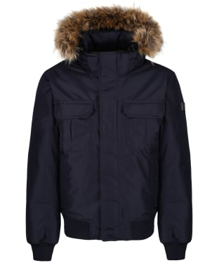 Men's Aigle Rockyfield MTD® Waterproof Jacket - Dark Navy