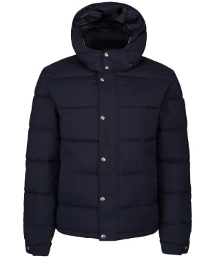 Men's Aigle Ballow Padded Winter Jacket - Dark Navy