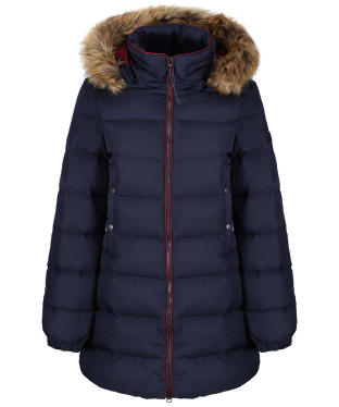 Women's Aigle Rigdown Mid Length Puffer Jacket