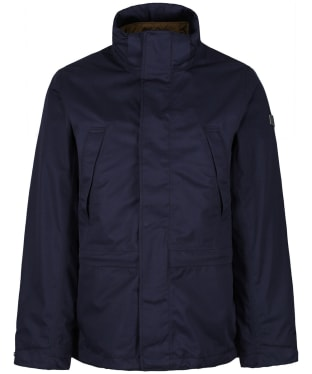 Men's Aigle Woodfielder 3 in 1 Jacket - Dark Navy