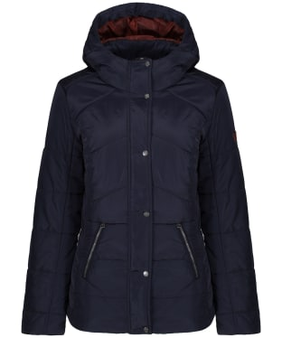 Women's Aigle Bello Jacket - Dark Navy