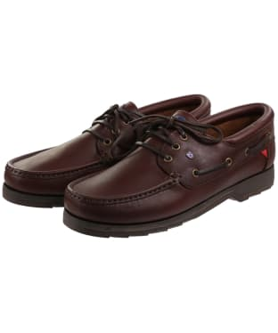 Dubarry Commander Deck Shoes - Mahogany
