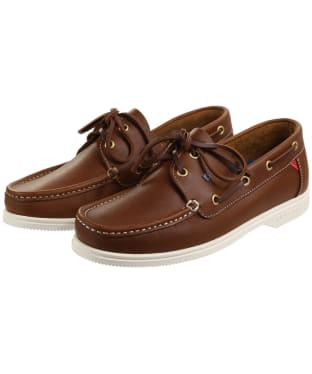 Dubarry Admirals Deck Shoes - Brown