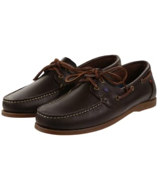 Men's Dubarry Port Deck Shoes - Old Rum