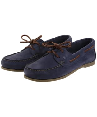 Women's Dubarry Aruba Deck Shoes - Denim